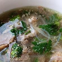家常羊肉汤
