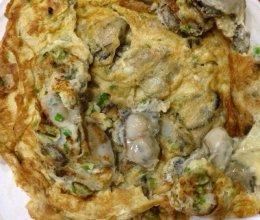 日式海蛎子厚蛋燒的做法