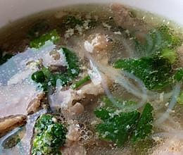 家常羊肉汤的做法