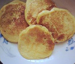 宝宝辅食之香蕉鸡蛋饼的做法