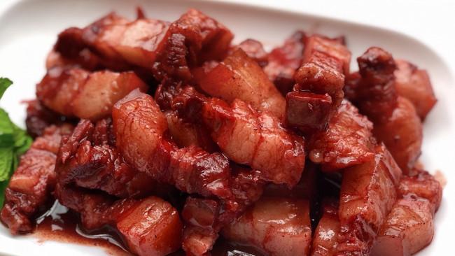 客家红谷肉的做法