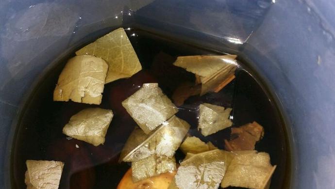 黑色减肥茶