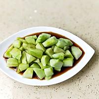 凉拌青瓜(适合夏日那些不甜的瓜瓜)的做法图解6