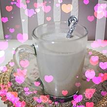 黑芝麻核桃奶