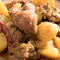 羊肉炖土豆,内蒙古人最拿手!
