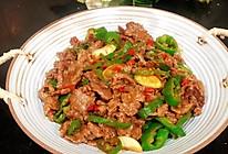 #新春美味菜肴#小炒黄牛肉的做法