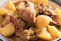 羊肉炖土豆,内蒙古人最拿手!的做法