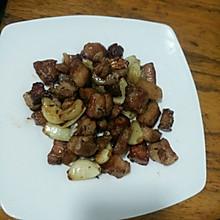 蒜香五花肉