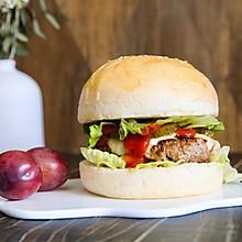 牛肉汉堡(牛肉饼和汉堡胚)