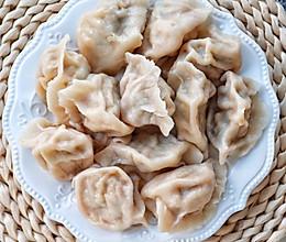 #夏日消暑,非它莫属#妈妈牌西葫芦饺子的做法