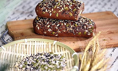 德普烘焙食谱—高纤奶酪面包的做法