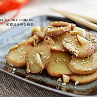 橄露Gallo经典特级初榨橄榄油试用之三——橄榄油香煎杏鲍菇