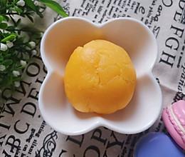 奶黄馅的做法