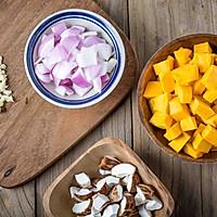 南瓜排骨焖饭的做法图解2