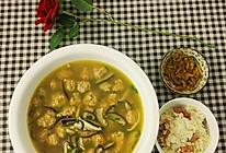 胡萝卜香菇肉丸汤的做法