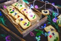 鲜花曲奇饼干的做法