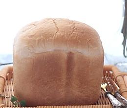 黑麦酸奶面包(面包机版)的做法