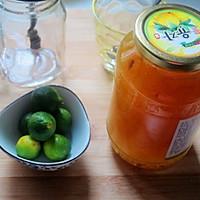 青橘蜂蜜柚子茶的做法图解1
