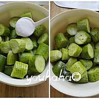 #夏日素食#酱黄瓜的做法图解2