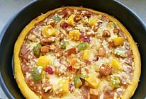 泰式芒果鸡肉披萨的做法