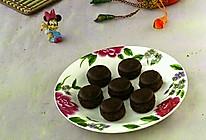 巧克力马卡龙#美的FUN烤箱,焙有FUN儿#的做法