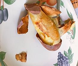 烤箱烤日本红薯的做法