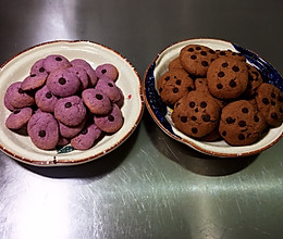 趣多多饼干和眼睛饼干的做法
