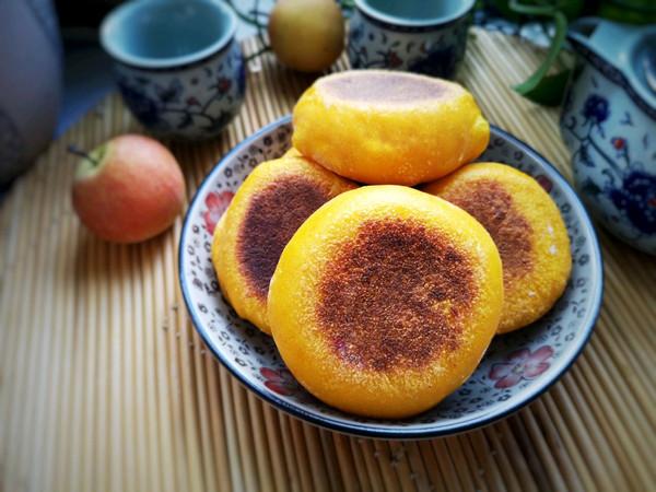 南瓜烧饼的做法