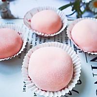 #餐桌上的春日限定#草莓雪媚娘的做法图解13
