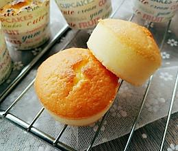 柠檬小蛋糕【小爆炸蛋糕】的做法