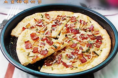 土豆培根披薩