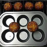 开花肉松小面包#我的烘焙不将就#的做法图解12