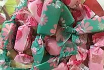 蔓越莓牛扎糖的做法