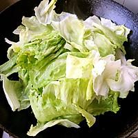 蚝油手撕西生菜的做法图解5