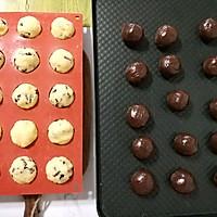 #晒出你的团圆大餐#自制.巧克力月饼的做法图解11