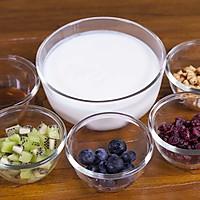 酸奶水果脆的做法图解1
