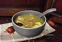栗子鸡汤的做法