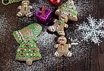 圣诞姜饼人的做法