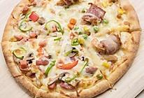 家庭版至尊披萨~鲜香美味的做法