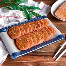 香甜软糯❗好吃到舔手指的红糖桂花糯米藕