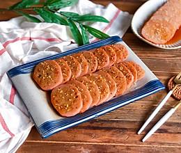 香甜软糯❗好吃到舔手指的红糖桂花糯米藕的做法