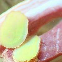 饭合 | 晾衣白肉的做法图解1