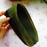 想学包端午粽子的一定要看看--超详细包四角碱水粽步骤的做法图解7