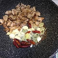 五花肉干煸有机花菜-在家做出饭店的味道#一机多能 一席饪选#的做法图解7