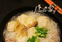 鲍鱼猪杂米粉汤的做法