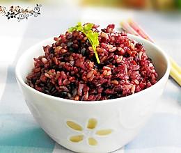 粗粮养生米饭的做法