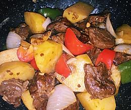牛腱子和土豆的做法
