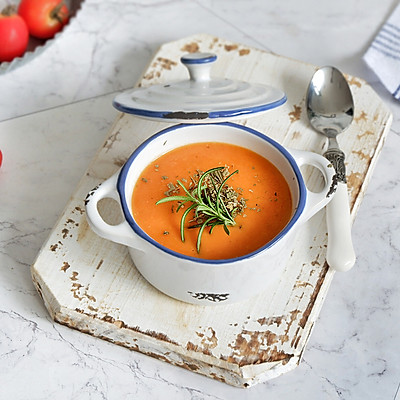 番茄土豆浓汤