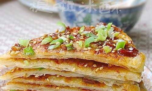 绝味中式披萨的做法