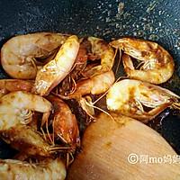 咖喱深海大虾的做法图解5